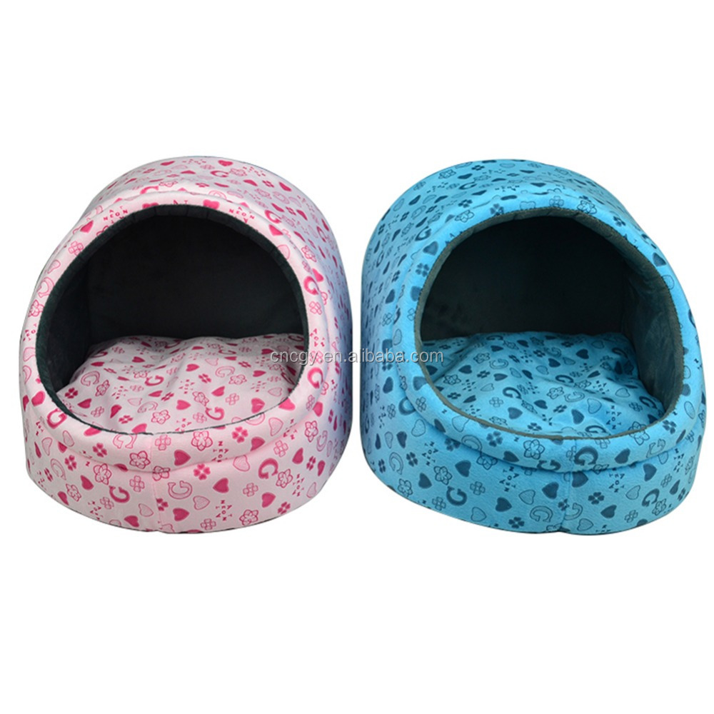 Wholesale Luxury Water Proof Oxford Pet Beds Dog Bed House