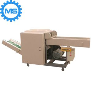 High quality cardboard cutter for recycling line