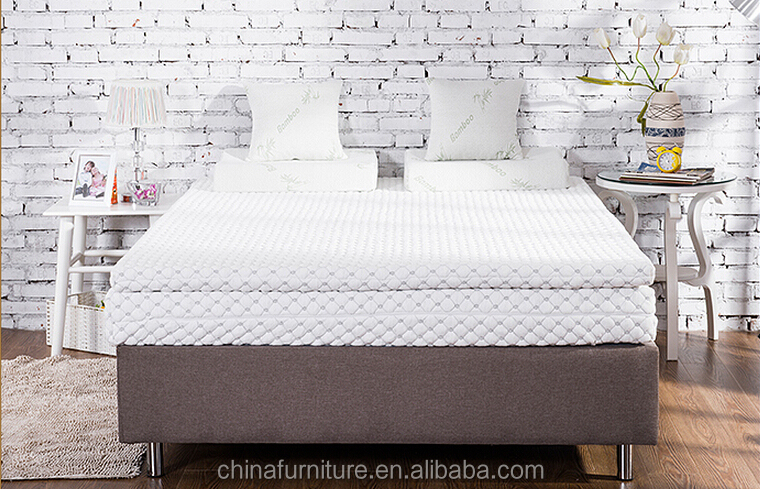 Hot selling comfortable thin organic latex mattress