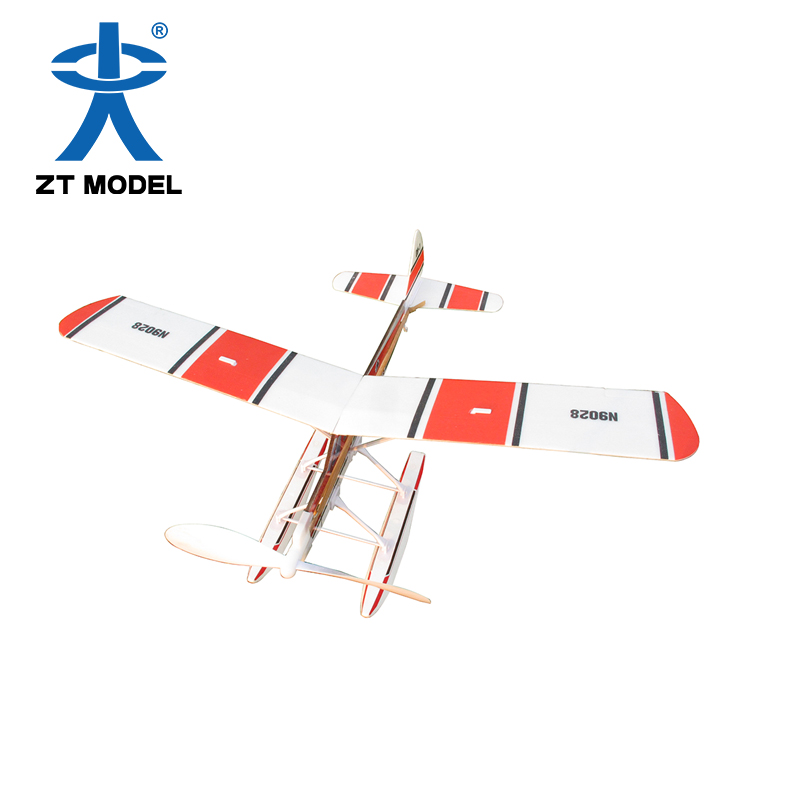 Custom Chinese factory new foam rubber engine airplane model aircraft from china