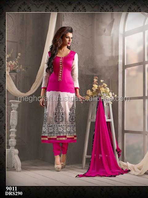 45468df960 Indian chiffon dress material-online wholesale lot dress material-party  wear suit-Pakistani straight long dress