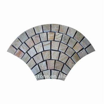 Innendekoration Mosaik Fußboden Stein Kunst Für Auto Parken