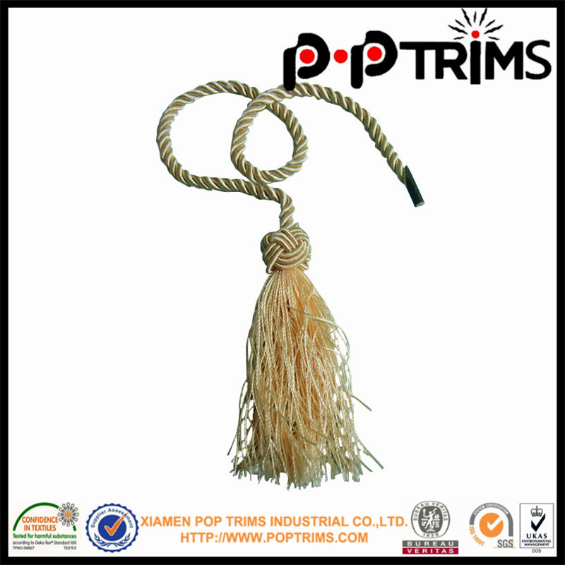 Nice decorative Fringe Tassel For Curtain