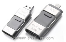 new 3 in 1 otg usb pen drive for iphone and Android