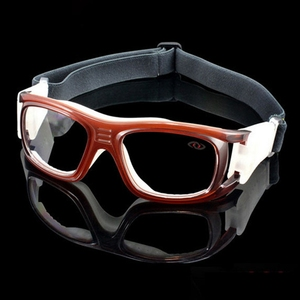 c1f5a2d8c0 Wholesale Basketball Goggles Protective Nose Safety Basketball PC Glasses