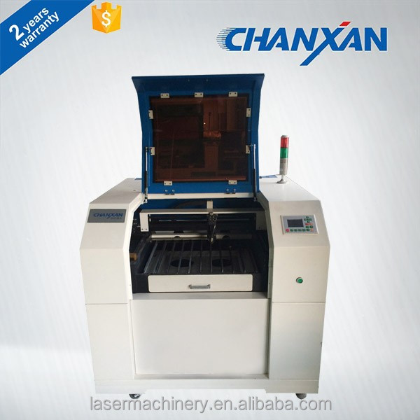 CHANXAN laser cutter wood cutting machinery laser cut cupcake wrappers screen printing machine laser