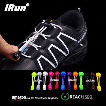 34d85c71881ff Irun Elastic Fastening Laces High Speed Lacing System No Tie Elastic  Shoelaces Manufacturer Provide Amazon Upc Barcodes - Buy Elastic Fastening  ...