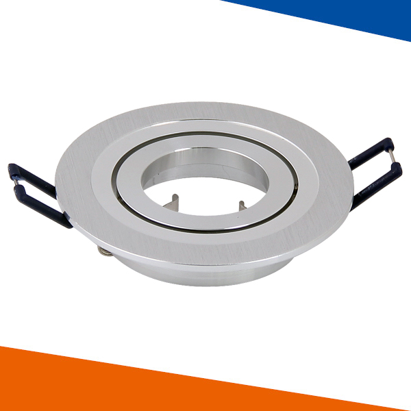 Round Adjule Mr16 Led Spot Lights Ings Down Recessed Ceiling Light Fixtures Yiwu Encastrable Plafond