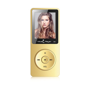 Factory price 8GB mobil mp3 player FM radio