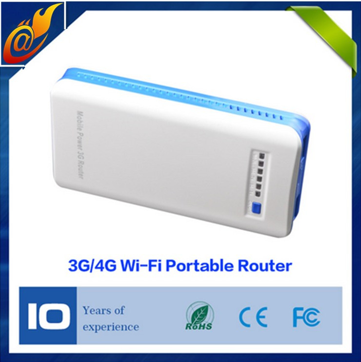 pocket <strong>wifi</strong> 3g wireless router with sim card slot,3g portable wireless <strong>wifi</strong> router802.11N with Power Bank for tablet