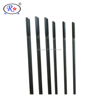tungsten carbide rod blank for making gun drill