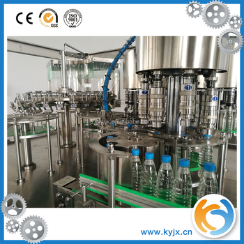 Small Mineral Water Plant Business Plan Bottling Price