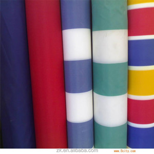 Wholesale 500D PU PVC Coated Stretch Yarn Oxford Fabric for Bags