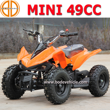 2 stroke 49cc kids quad bike/mini ATV(MC-301C)
