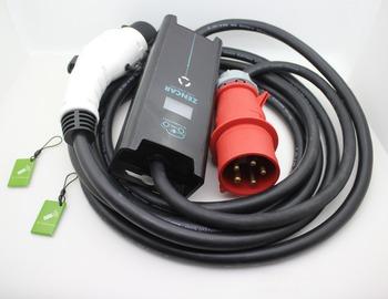 110 - 230v Ac Level 2 Ev Charger Iec 60309 Plug 32a Electric Car Charging  J1772 Connector - Buy Level 2 Ev Charger,Electric Car Charging,J1772