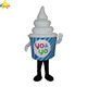 Funtoys CE cute adult ice cream mascot costume summer theme advertising props fancy dress suits