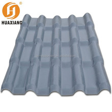 Cheap plastic royal style roofing panels/sheets/tiles