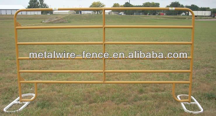 Metal Fence Panels Farm