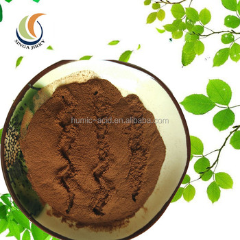 Top quality 100% Soluble powder bio fulvic acid fertilizer