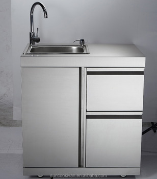 outdoor kitchen sink cabinet stainless steel outdoor sink cabinet with stainless steel 24161