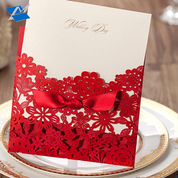 Laser Cut Wedding Invitation Card, Laser Cut Wedding Invitation ...