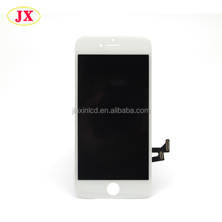 [Jinxin] Alibaba Mobile phone lcd for iphone 7 lcd screen black and white Color