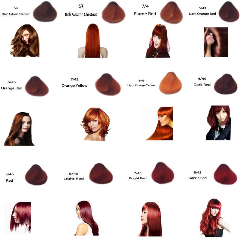 Natural Hair Colors Organic Henna Hair Colour Salon Hair Dye - Buy ...