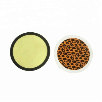 Leopard Print Magnetic Car Tax Disc Holder