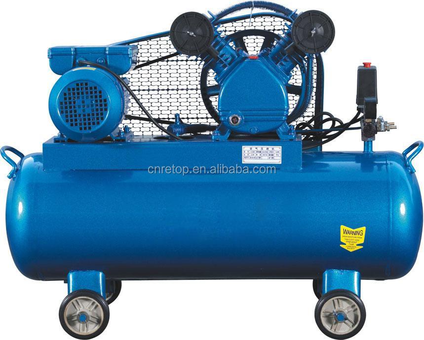 V-0.25, 100L 2.2kw direct driven air compressor 220v
