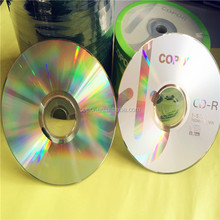 Blank CD with 100pcs spindle in cheap price