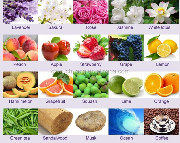 perfum and essential oils wholesale price