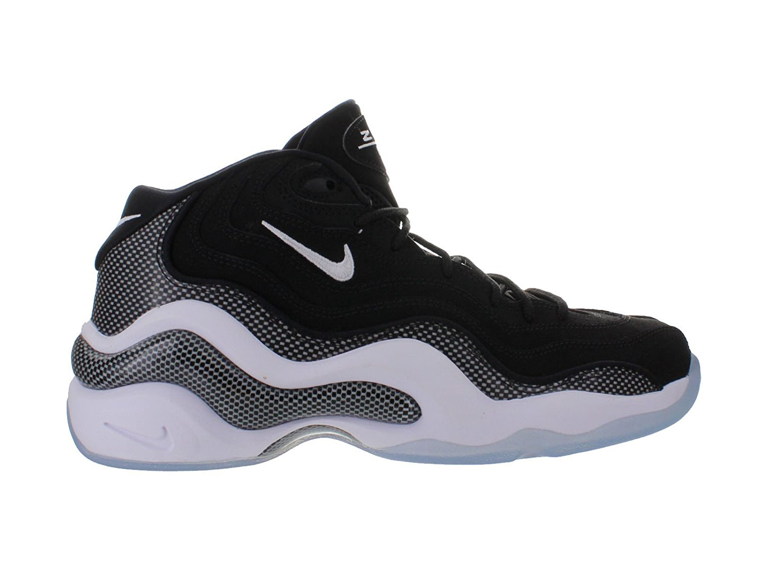 9d336143b7784 Get Quotations · Nike Air Zoom Flight 96 Carbon Fiber Penny Black White US 8