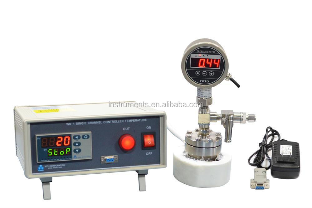 Hydrothermal Synthesis Reactor Laboratory Pressure Vessel