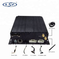 8CH WIFI Mobile DVR for school bus and taxi with vehicle gps tracking