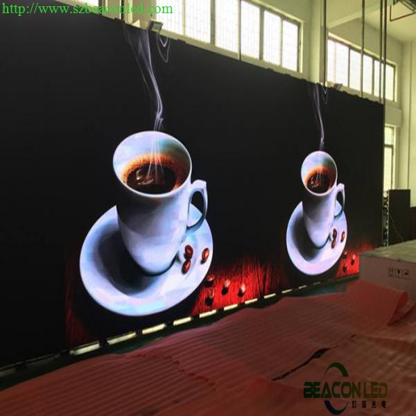Indoor LED display screen monitor