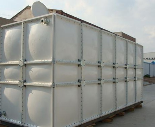 Smc Water Reservoir Tank Grp Sectional Panels Water Storage Tank ...