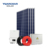 YuanChan Solar Panel System 10KW Solar System On Grid Home Solar Power System