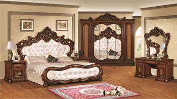 Classic Bedroom Sets SD6888