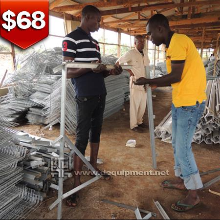 TA NO.1 factory 4 layers hot sale layer poultry battery cages on kenyan farm