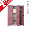 Luoyang steelite high gloss fashional steel almari with mirror