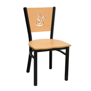 Hot Sale Restaurant Cafe Table Chair Set