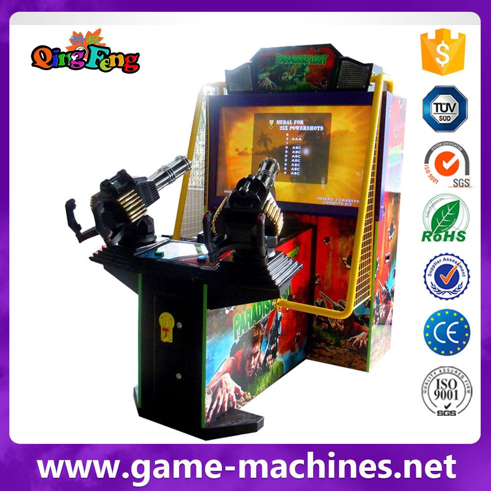 Игровые автоматы видеоигры стрелялки игровые аппараты с игрушками