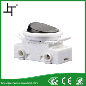 t85 electric easy switch plastic rocker switch for lamp