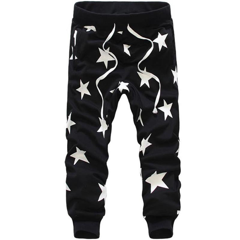 498a0b08925 2015 New Fashion Mens Joggers Brand Designer Emoji Joggers Harem Pants Men  Sweatpants Loose Hip Hop