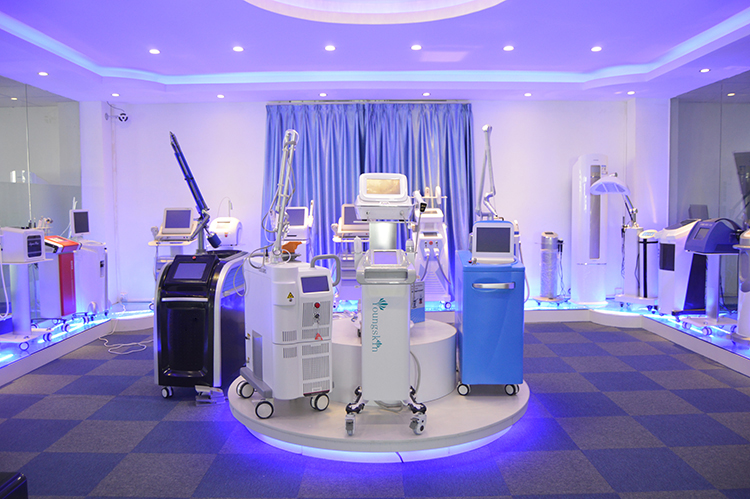 Newest High Pressure No Needle Mesotherapy Machine / Needle-free Injection Equipment