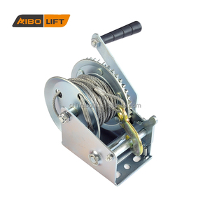 600 - 3000 LBS High Tenacity Manual Hand Winch China Factory