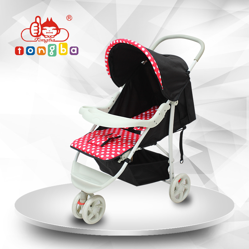 baby stroller 3 wheel baby carriage in china pushchair buggy D901