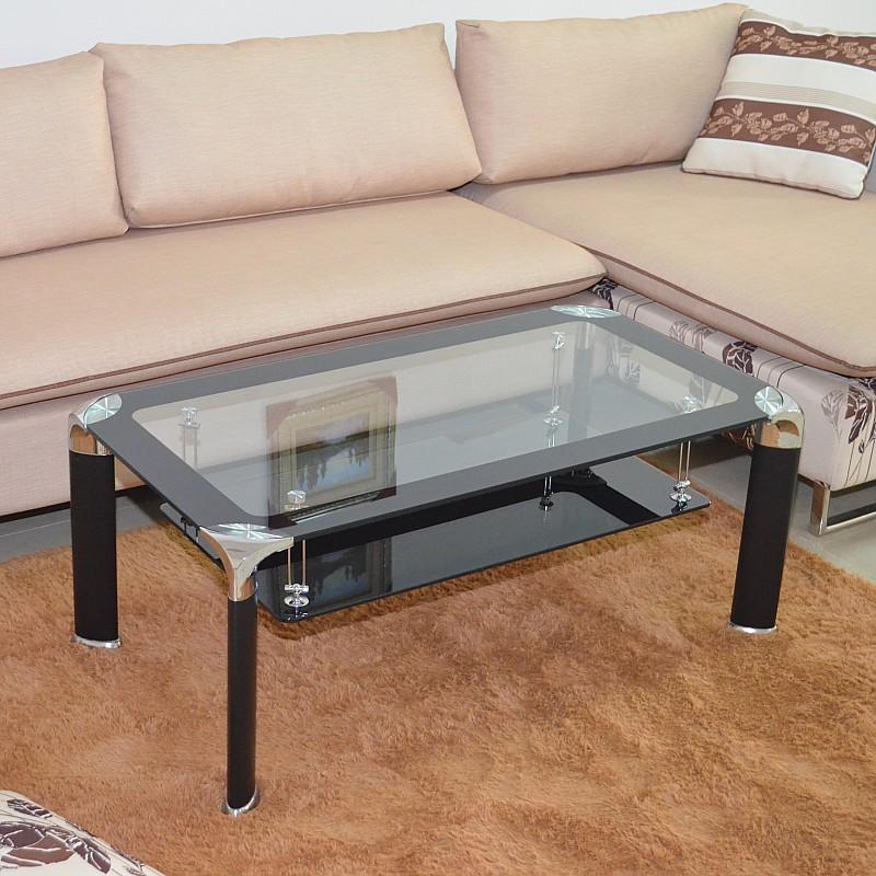 ikea 2012 fashion simple rectangular living room coffee table glass coffee table sofa table tea. Black Bedroom Furniture Sets. Home Design Ideas