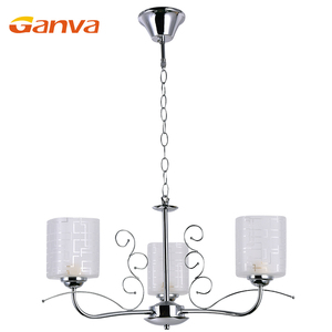 Contemporary cafe indian used modern lamp led pendant chandelier light fixtures