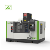 High Performance Metal Cutting Machine Tool Vmc Vertical Machining Center Cnc Milling Machine